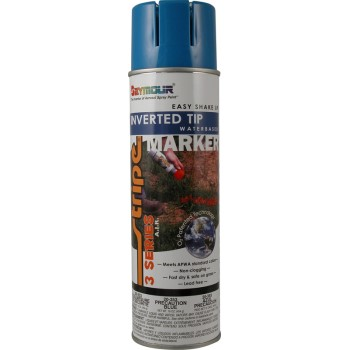 Seymour Paint 20353 20-353 20oz Blue Marking Paint
