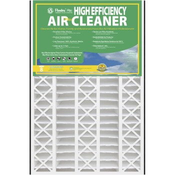 "AAF Flanders 82655.0452025 Naturalaire Air Cleaner Replacement Filter ~ 20"" x 25"" x 4"""