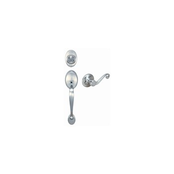 Hardware House/Locks 424812 Handleset, Jemison Montevallo