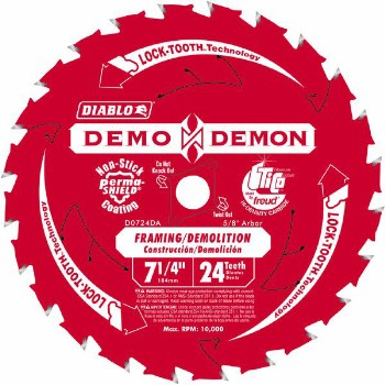 7-1/4 Demo Demon Blade