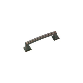 Pull - Mulholland Oil Rubbed Bronze Finish - 96 mm