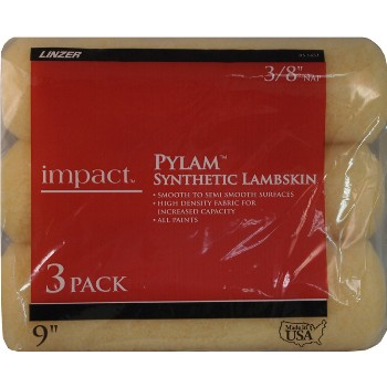 Linzer  RS1433 3pk 9x3/8 Pylam Covers