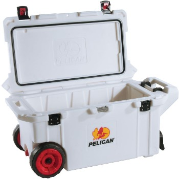 Cooler, Wheeled ~ Heavy Duty 80 Quart