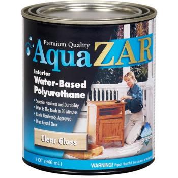 ZAR/UGL 32412 Aqua Zar Gloss, Quart