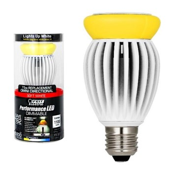 Omni-Directional Dimmable LED Bulb ~ Medium Base E26