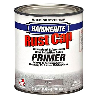 buy the masterchem 48300 hammerite galvanized aluminum primer. Black Bedroom Furniture Sets. Home Design Ideas
