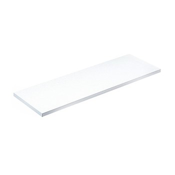 "All Purpose Regular Duty Shelf,  White ~ 8"" x 25"""