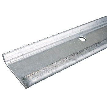 J Sterling/Knape & Vogt 0111-40 Horizontal Hang Track, Galvanized Zinc Finish ~ 40 Inches