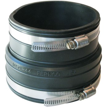 Fernco 1056-44SR 4 Sheer Rg Coupling