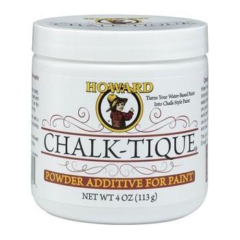 Howard CA0004 Chalk-Tique Powder ~ 4 oz.