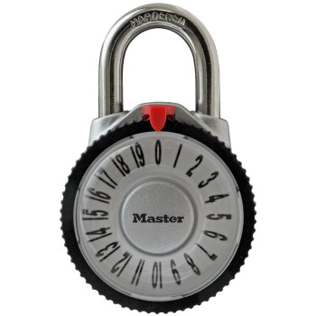 Magnify Combination Lock