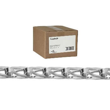Sash Chain, Zinc Plated/Blu-Krome® ~ 100 Ft