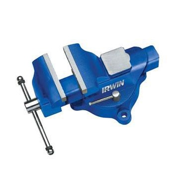 Irwin 226304ZR Vise, Heavy Duty ~ 4""