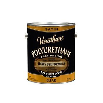 Buy The Rust Oleum 9141 Varathane Interior Polyurethane Satin Quart Hardware World
