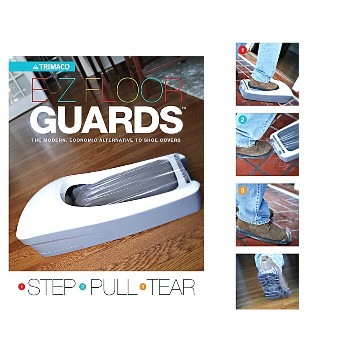 Trimaco  E-Z Floor Guards Shoe Cover Machine