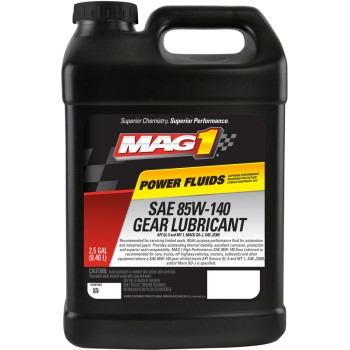 00832 2.5g 85w140 Gl5 Gear Oil