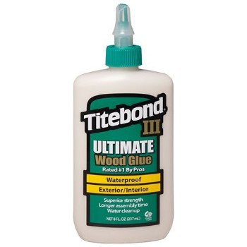 Titebond III Ultimate Wood Glue ~ 8 oz.