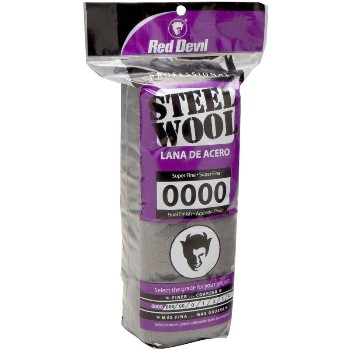 Steel Wool Pads,  #0000 Super Fine  ~ 16 Pads/Pack