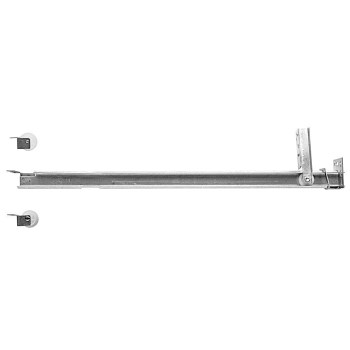 Drawer Slide, 1175P Zinc ~ 18""