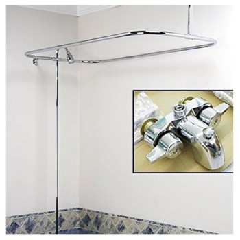 Aqua Plumb Add-A-Shower w/Faucet