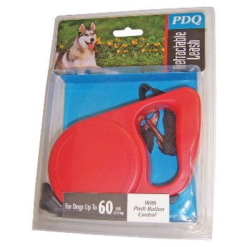 Medium Retractable Leash, 55 lbs.
