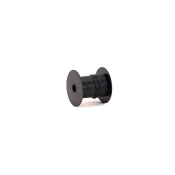 Primary Wire, Black 18 Guage