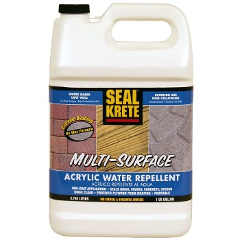 Seal-Krete 201001 Multi Surface Water Repellent ~ Gallon