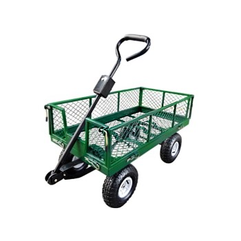 Metal Garden Cart ~ 800 Lb Capacity