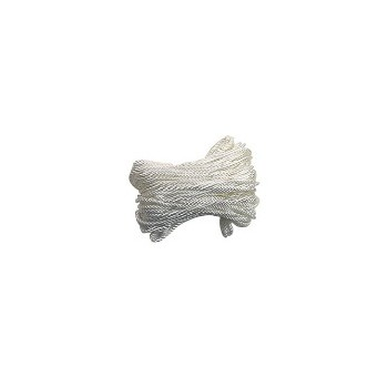 "Twisted Nylon Rope, 3/8"" x 50 feet"