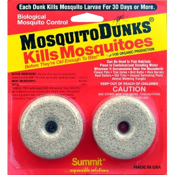 Mosquito Dunk 2/Cd Clip