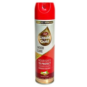 Scotts Liquid Gold A-10 Liquid Gold Aerosol Wood Care ~ 10 oz Spray