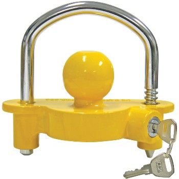 Bulldog Towing 72783 Coupler Lock