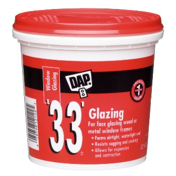 White 33 Window Glazing ~ Quart
