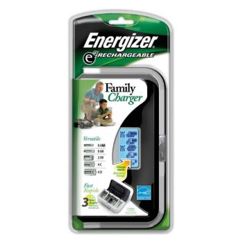 Energizer CHFC Family Battery Charger