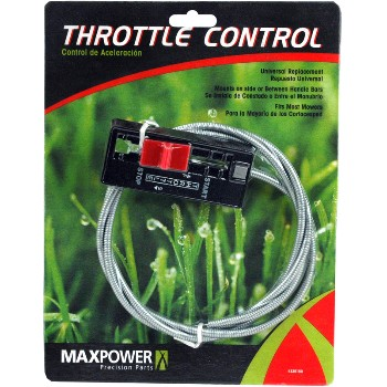 Murray Throttle Control