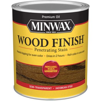 Wood Finish ~ Jacobean,  Quart