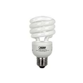 CFL Bulb, Mini Twist Dimmable ~  23 Watt