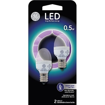 Energy Smart LED Night Light Bulbs