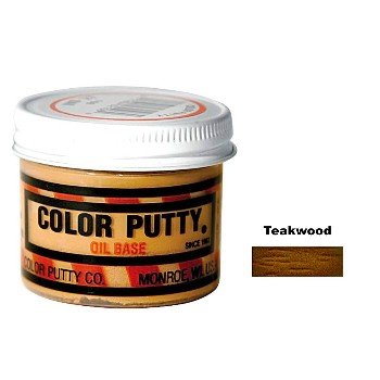 Color Putty, Teakwood ~ 3.68 ounce