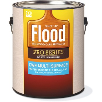 CWF Waterproofing Sealer, Clear ~ Gallon