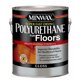 Fastdry Floor Poly 1 Gallon GLOSS