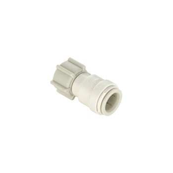 Quick Connect Female Adapter, 1 / 2 inches CTS x 1 / 2 inches FPT