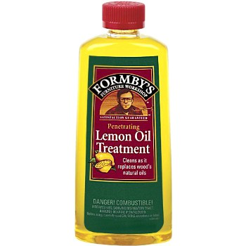 Formby's Lemon Oil  Treatment ~ 16 oz