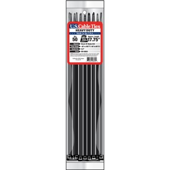 17in. 50pk Cable Ties