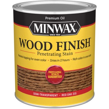 Wood Finish ~ Red Oak,  Quart