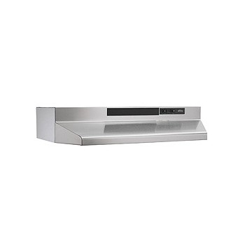 Convertible Range Hood - Stainless Steel - 30 inch