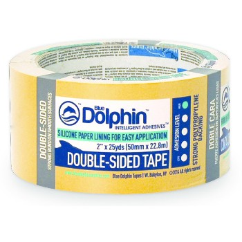 Tpdblsided 2x25yd 2 Side Tape