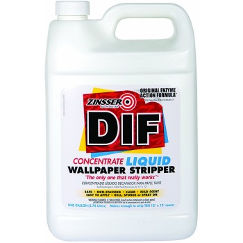 Zinsser DIF  Liquid Concentrate Wallpaper Stripper ~ Gallon