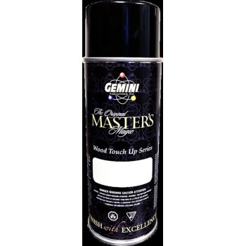 Master's Touch Up Lacquer, Clear Satin Finish ~ 15 0z Aerosol