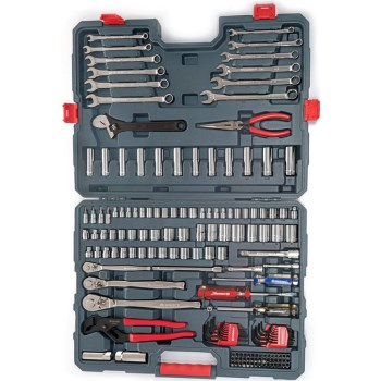 Apex/Cooper Tool  CTK170MPN Apex/Cooper Tool Professional Tool Set ~ 170 piece